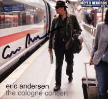 Eric Andersen: The Cologne Concert (180g) (signiert), LP
