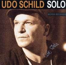 Udo Schild (geb. 1963): Solo-Duo (180g) (signiert), LP