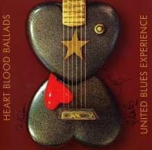 United Blues Experience (Bernreuther, Bayer & Kossowska): Heart Blood Ballads (180g) - signiert, LP