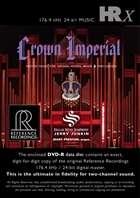 Dallas Wind Symphony - Crown Imperial (HRX), HRx Disc