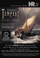 Jean Sibelius (1865-1957): The Tempest op.109 (HRX), HRx Disc