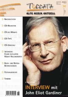 Zeitschriften: TOCCATA - Alte Musik aktuell (50), Buch