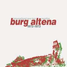 International New Jazz Meeting Burg Altena 1972 - 1973, 8 CDs