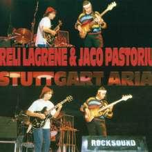 Bireli Lagrene & Jaco Pastorius: Stuttgart Aria, LP
