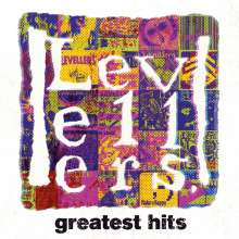 Levellers: Greatest Hits (2CD + DVD) - signiert, 3 CDs
