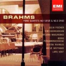 Johannes Brahms (1833-1897): Heimbach Chamber Music/, CD
