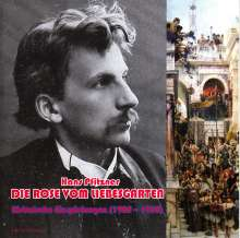 Hans Pfitzner (1869-1949): Historische Einspielungen 1905-1950, 2 CDs