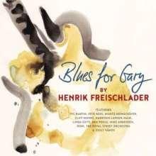 Henrik Freischlader: Blues For Gary (180g) (signiert), 2 LPs