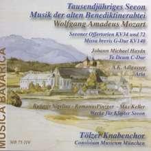 Michael Haydn (1737-1806): Te Deum C-dur, CD