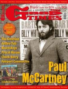 Zeitschriften: GoodTimes - Music from the 60s to the 80s Juni/Juli 2017, Zeitschrift