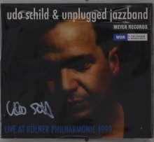 Udo Schild (geb. 1963): Live At Kölner Philharmonie 1999 (signiert), CD
