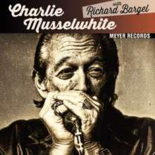 """Charlie Musselwhite & Richard Bargel: Blues With A Feeling / Christo Redentor (signiert von R. Bargel), Single 10"""""""