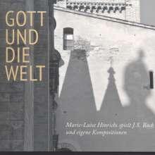 Marie-Luise Hinrichs - Gott und die Welt, CD