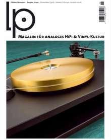 Zeitschriften: LP - Magazin für Analoges HiFi & Vinyl-Kultur 6/2017, Zeitschrift