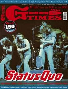 Zeitschriften: GoodTimes - Music from the 60s to the 80s Oktober/November 2017, Zeitschrift