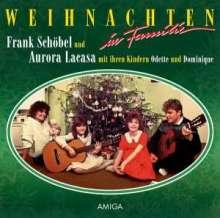 Frank Schöbel: Weihnachten in Familie (remastered) (signiert, exklusiv für jpc!), LP