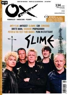 Ox-Fanzine #134, Zeitschrift
