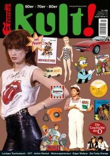 Zeitschriften: kult! 17 (by GoodTimes) 60er ° 70er ° 80er, Zeitschrift