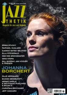 Zeitschriften: Jazzthetik - Magazin für Jazz und Anderes November/Dezember 2017, Zeitschrift