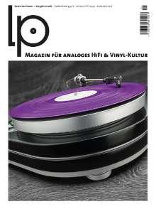 Zeitschriften: LP - Magazin für Analoges HiFi & Vinyl-Kultur 1/2018, Zeitschrift