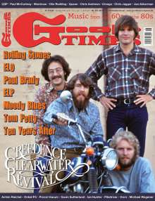 Zeitschriften: GoodTimes - Music from the 60s to the 80s Dezember 2017 - Januar 2018, Zeitschrift