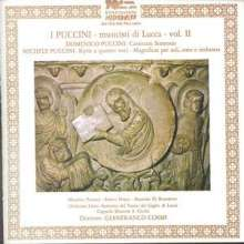Michele Puccini (1813-1864): Magnificat f.Soli,Chor & Orchester, CD