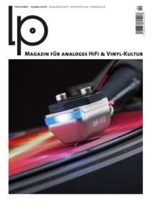 Zeitschriften: LP - Magazin für Analoges HiFi & Vinyl-Kultur 2/2018, Zeitschrift