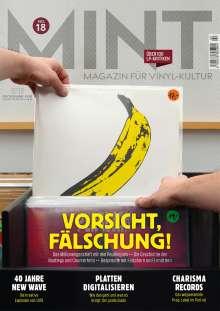 Zeitschriften: MINT - Magazin für Vinyl-Kultur No. 18, Zeitschrift