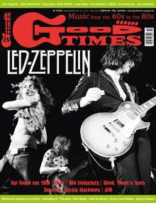 Zeitschriften: GoodTimes - Music from the 60s to the 80s April/Mai 2018, Zeitschrift