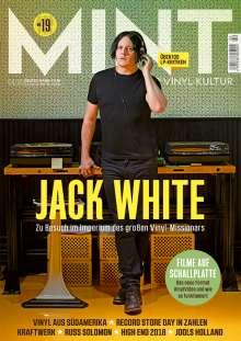 Zeitschriften: MINT - Magazin für Vinyl-Kultur No. 19, Zeitschrift