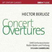 Konzert-Overtüren, CD