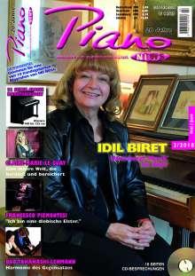 Zeitschriften: PIANONews - Magazin für Klavier & Flügel (Heft 3/2018), Zeitschrift
