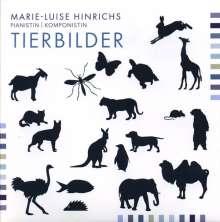 Marie-Luise Hinrichs - Tierbilder, CD