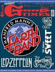 Zeitschriften: GoodTimes - Music from the 60s to the 80s Juni/Juli 2018, Zeitschrift