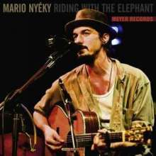Mario Nyéky: Kitchen Recording Series: Riding With The Elephant (signiert), CD