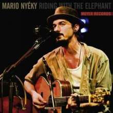 Mario Nyéky: Kitchen Recording Series: Riding With The Elephant (180g) (signiert), LP