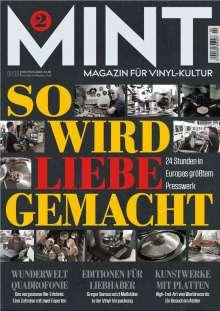 MINT – Magazin für Vinyl-Kultur 02/16