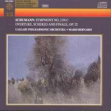 Robert Schumann (1810-1856): Symphonie Nr.2, CD