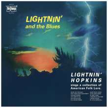 Sam Lightnin' Hopkins: Lightnin' And The Blues (Limited-Edition), Single 12""