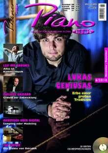Zeitschriften: PIANONews - Magazin für Klavier & Flügel (Heft 6/2018), Zeitschrift