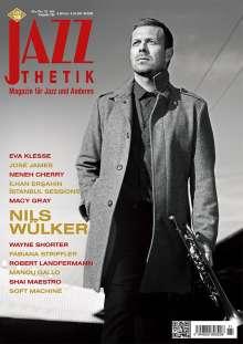 Zeitschriften: Jazzthetik - Magazin für Jazz und Anderes November/Dezember 2018, Zeitschrift