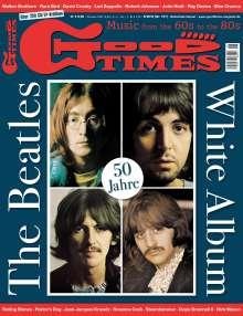 Zeitschriften: GoodTimes - Music from the 60s to the 80s Dezember 2018/Januar 2019, Zeitschrift