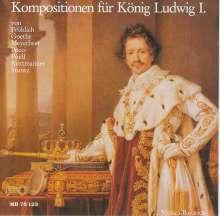 Kompositionen für König Ludwig I, CD