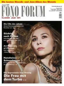 Zeitschriften: FonoForum Januar 2019, Zeitschrift