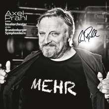 Axel Prahl: Mehr (Limited-Edition) (signiert, exklusiv für jpc), 2 LPs