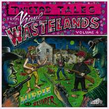 Twisted Tales From The Vinyl Wastelands Volume 4: Hippie In A Blunder (Limited-Edition), LP