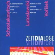 Dmitri Schostakowitsch (1906-1975): Zeitdialoge, CD