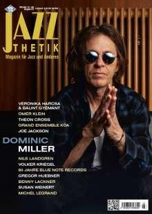 Zeitschriften: Jazzthetik - Magazin für Jazz und Anderes März/April 2019, Zeitschrift