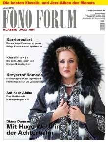 Zeitschriften: FonoForum April 2019, Zeitschrift
