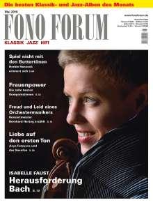Zeitschriften: FonoForum Mai 2019, Zeitschrift